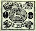 5 Pfennig, Herzogtum Braunschweig