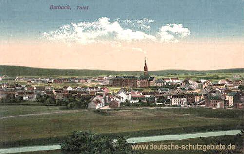 Burbach, Stadtansicht