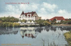 Burg b. M., Seeschlösschen