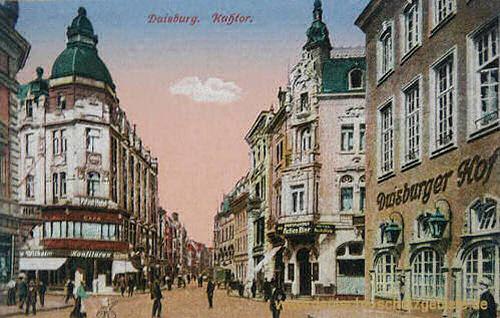 Duisburg, Kuhtor