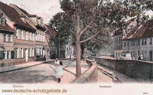 Eisleben, Grabenstraße