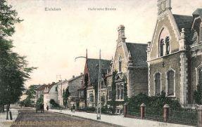 Eisleben, Hallesche Straße