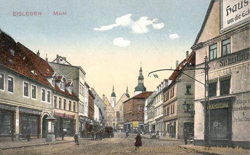 Eisleben, Markt