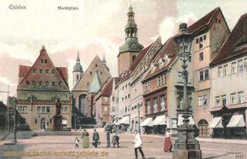 Eisleben, Marktplatz