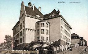 Eisleben, Oberrealschule