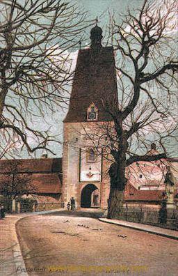 Freistadt O.-Oe., Linzertor