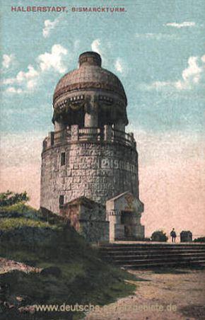 Halberstadt, Bismarckturm