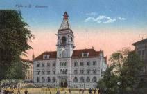 Halle, Hauptpost