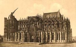 Köln, Dom 1836