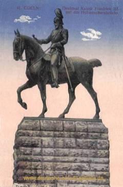 Köln, Kaiser Friedrich III.-Denkmal