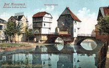 Bad Kreuznach, Brückenhäuser
