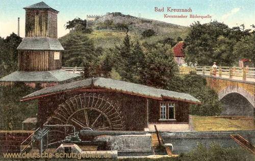Bad Kreuznach, Kreuznacher Bäderquelle