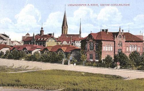 Ludwigshafen, Goethe-Schulanlagen