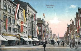 Magdeburg, Breiteweg