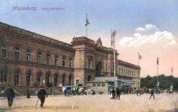 Magdeburg, Hauptbahnhof