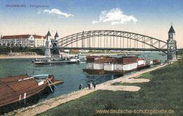 Magdeburg, Königsbrücke
