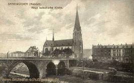Malstatt, Neue katholische Kirche