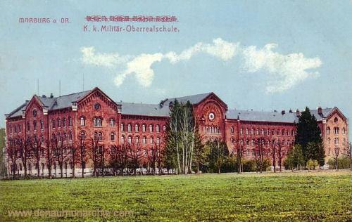 Marburg a. d. Drau, K. u. k. Militär-Oberrealschule