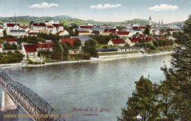 Marburg a. d. Drau, Draupartie