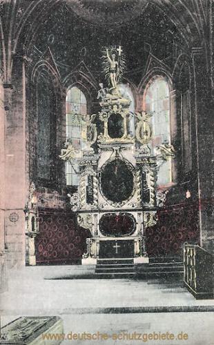 Merseburg, Altar