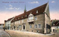 Merseburg, Altes Rathaus, Ratskeller