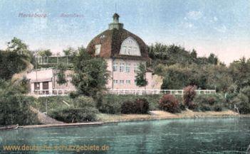 Merseburg, Bootshaus