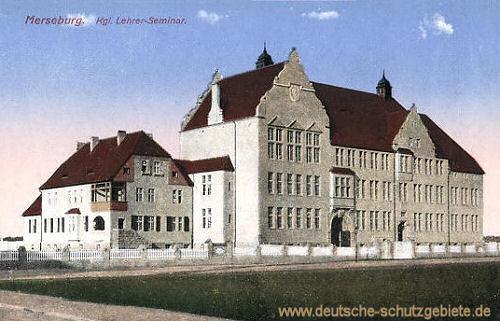 Merseburg, Kgl. Lehrer-Seminar