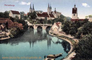 Merseburg, Stadtansicht