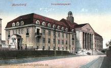 Merseburg, Versicherungsamt