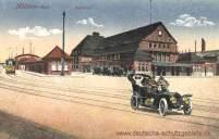 Mülheim an der Ruhr, Bahnhof