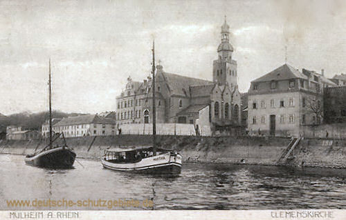 Mülheim am Rhein, Clemenskirche