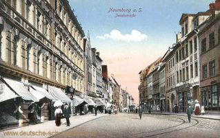 Naumburg, Jacobstraße