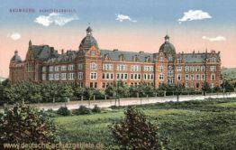 Naumburg, Kadettenanstalt