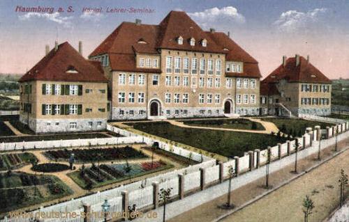 Naumburg, Königl. Lehrer-Seminar