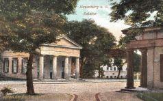 Naumburg, Salztor