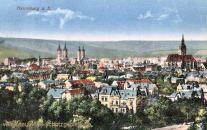 Naumburg, Stadtansicht