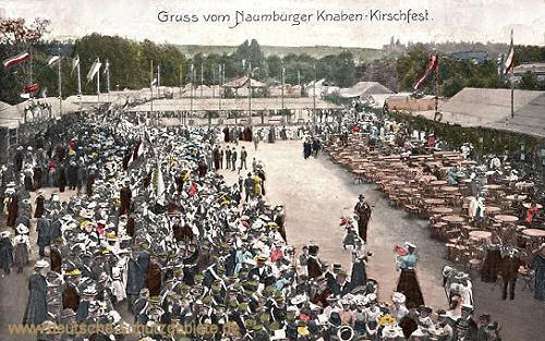 Naumburger Knaben-Kirschfest