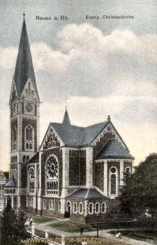 Neuss a. Rh., Evang. Christuskirche