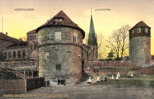 Nordhausen, Judentürme