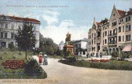Nordhausen, Museum, Kaiser Friedrich-Denkmal