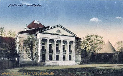 Nordhausen, Stadttheater