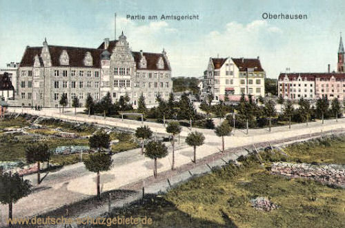 Oberhausen, Amtsgericht