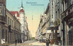 Oberhausen, Friedrich-Carlstraße