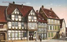 Quedlinburg, Klopstock-Haus