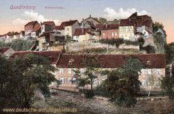 Quedlinburg, Münzenberg