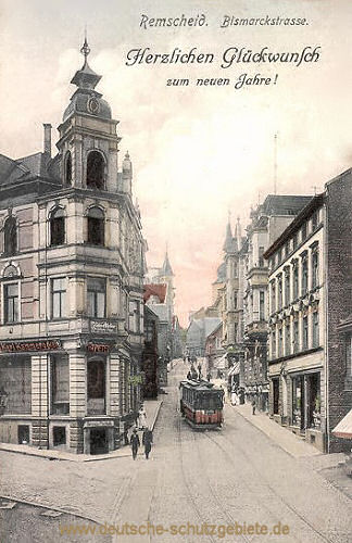 Remscheid, Bismarckstraße