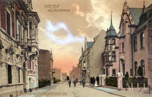 Rheydt, Moltkestraße