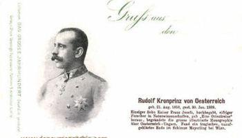 Rudolf Kronprinz von Österreich