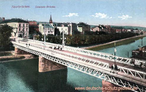 Saarbrücken, Louisen-Brücke