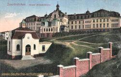 Saarbrücken, Neues Krankenhaus